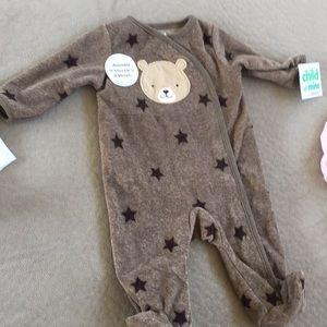 Carter's Pajamas - Teddy bear pajamas